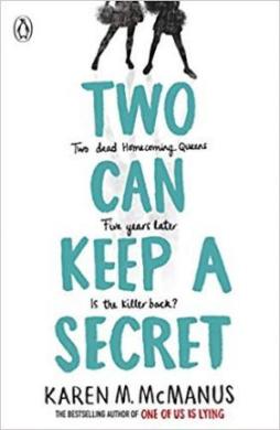 Two Can Keep a Secret - фото книги