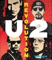 U2: Revolution - фото обкладинки книги