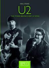 U2. Stories Behind the Songs - фото обкладинки книги