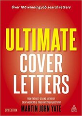 Ultimate Cover Letters : The Definitive Guide to Job Search Letters and Follow-up Strategies - фото обкладинки книги