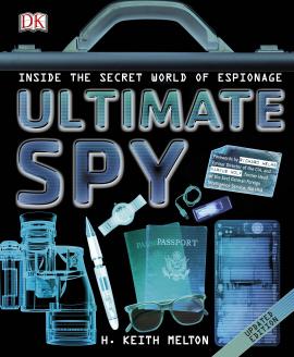 Книга Ultimate Spy