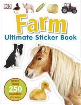 Ultimate Sticker Book. Farm - фото книги