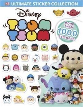 Ultimate Sticker Collection: Disney Tsum Tsum - фото книги