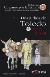 Un Paseo Por LA Historia : DOS Judios En Toledo + CD - фото обкладинки книги