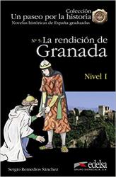 Un paseo por la historia : La rendicion de Granada + CD - фото обкладинки книги