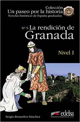 Un paseo por la historia : La rendicion de Granada + CD - фото книги