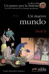 Un paseo por la historia : Un nuevo mundo - фото обкладинки книги