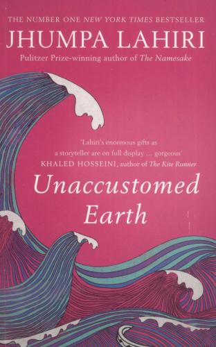 Книга Unaccustomed Earth
