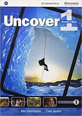 Uncover: Uncover Level 1 Student's Book - фото обкладинки книги