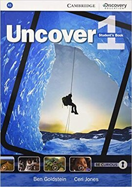 Uncover: Uncover Level 1 Student's Book - фото книги
