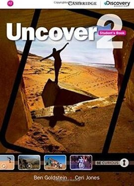 Uncover: Uncover Level 2 Student's Book - фото книги
