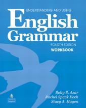 Understanding and Using English 4rd Ed Grammar Workbook (робочий зошит) - фото обкладинки книги