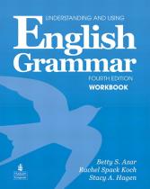 Книга для вчителя Understanding and Using English 4rd Ed Grammar Workbook (робочий зошит)