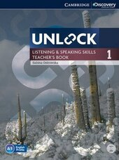 Unlock Level 1 Listening and Speaking Skills Teacher's Book with DVD - фото обкладинки книги