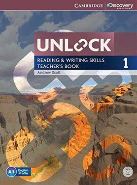 Unlock Level 1 Reading and Writing Skills Teacher's Book with DVD - фото книги