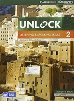Unlock Level 2 Listening and Speaking Skills Student's Book and Online Workbook