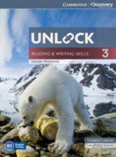Unlock Level 3 Reading and Writing Skills Student's Book and Online Workbook - фото обкладинки книги