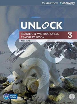 Unlock Level 3 Reading and Writing Skills Teacher's Book with DVD - фото книги