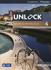 Unlock Level 4 Reading and Writing Skills Student's Book and Online Workbook - фото обкладинки книги
