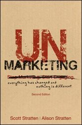 UnMarketing : Everything Has Changed and Nothing is Different - фото обкладинки книги