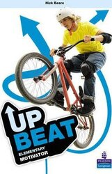 Upbeat Elementary. Motivator - фото обкладинки книги
