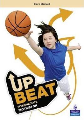 Upbeat Intermediate. Motivator - фото книги
