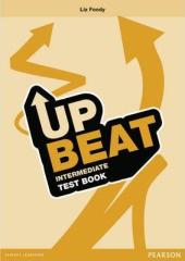Upbeat Intermediate. Test Book - фото обкладинки книги