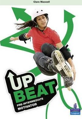 Upbeat Pre-Intermediate. Motivator - фото книги