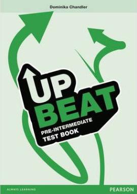Upbeat Pre-Intermediate. Test Book - фото книги