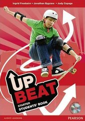 Upbeat Starter. Students'Book + Multi-ROM Pack - фото обкладинки книги