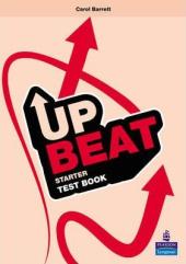 Upbeat Starter. Test Book - фото обкладинки книги
