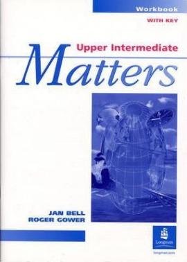 Upper Intermediate Matters Workbook Key - фото книги