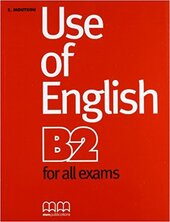 Use of English for B2 Student's Book - фото обкладинки книги