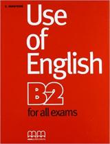 Аудіодиск Use of English for B2 Student's Book