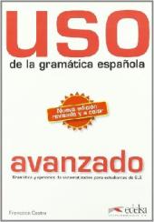Uso de la gramatica espanola - Junior : Libro del alumno: intermedio - фото обкладинки книги