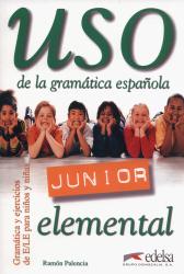 Uso De La Gramatica Espanola : Libro del alumno: elemental - фото обкладинки книги