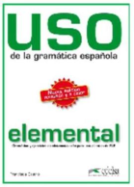 Uso de la gramatica espanola : Nivel elemental - фото книги