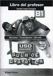 USO Escolar. Aula De Gramatica : Libro Del Profesor (B1) - фото обкладинки книги