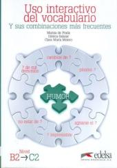 Uso Interactivo del vocabulario : Libro (Nivel B2 - C2) - фото обкладинки книги