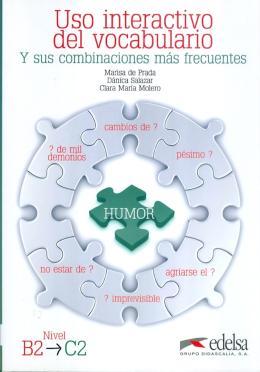 Uso Interactivo del vocabulario : Libro (Nivel B2 - C2) - фото книги