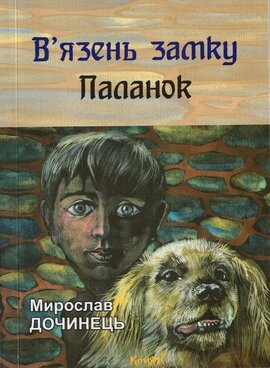 В'язень замку Паланок - фото книги