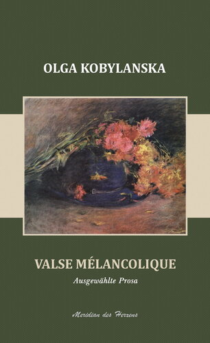 Книга Valse melanclolique