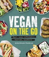 Vegan on the Go : Fast, Easy, Affordable-Anytime, Anywhere - фото обкладинки книги