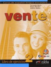 Vente : Libro de ejercicios 2 (B1) - фото обкладинки книги