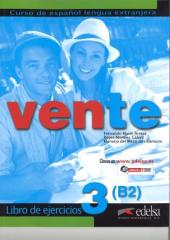 Vente : Libro de ejercicios 3 (B2) - фото обкладинки книги