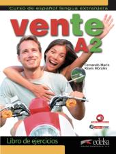 Vente : Libro de ejercicios + audio descargable (Volume A2 only) - фото обкладинки книги