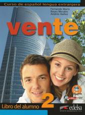 Vente : Libro del alumno 2 (B1) - фото обкладинки книги