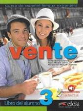 Vente : Libro del alumno 3 (B2) - фото обкладинки книги