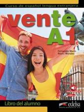Vente : Libro Del Alumno + Audio Descargable (Volume A1 Only) - фото обкладинки книги