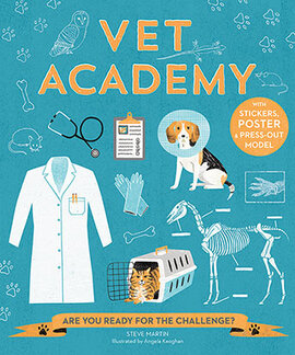 Vet Academy : Are you ready for the challenge? - фото книги